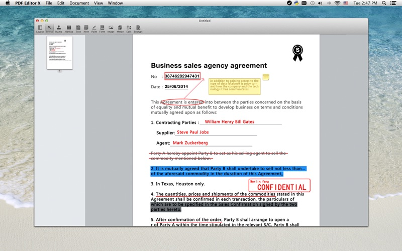 open source pdf viewer mac
