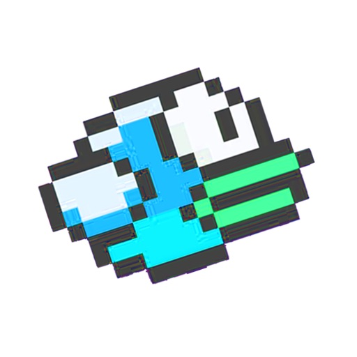 Flappy Bird Returns ! The Replica Original Bird Version ( Challenge 36 levels ! ) iOS App