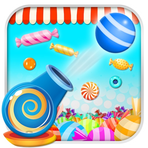 Sweet Candy Shooter Mania