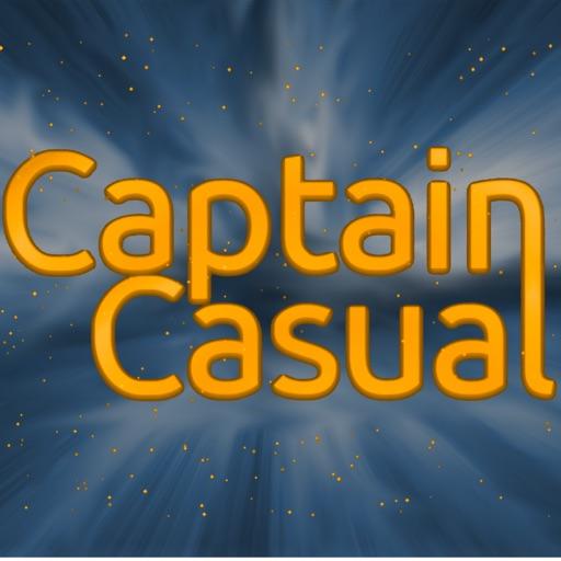 Captain Casual iOS App