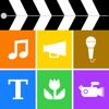 Videocraft - Video Editor, Photo Slideshow & Movie Maker. Multi Track Timeline HD Video Editing.