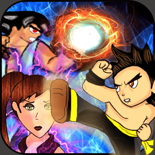 Multiplayer Kung Fu Little Fighters