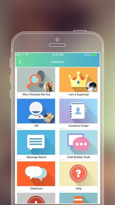 SayHi Chat screenshot 4