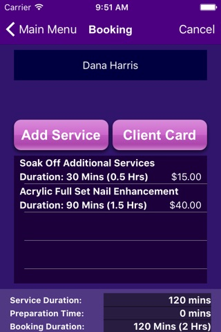 Nail Tech Manager screenshot 4