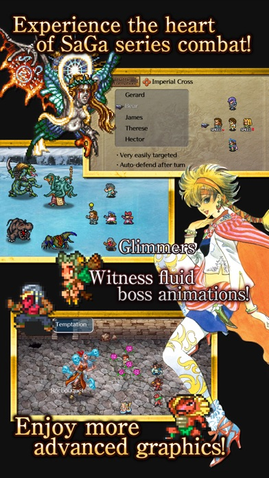 ROMANCING SAGA 2 screenshot 4