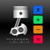 PistonCalc: Calculadora motor multipropósito con la conversión de unidades