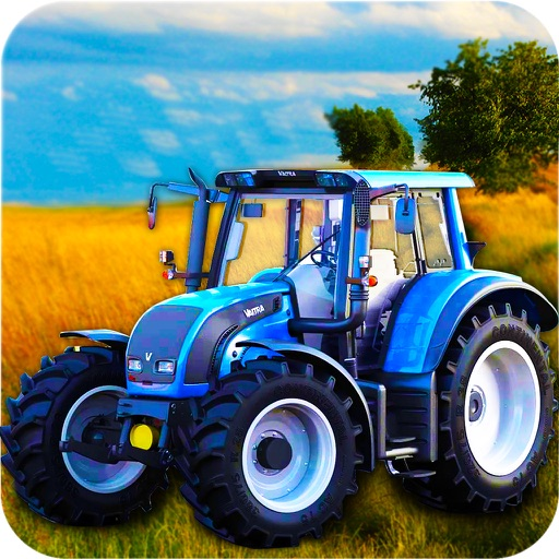 Farming Simulator 2016-Transport Animals in a Big Truck Driving and Parking Simulator iOS App