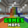 Mini Games Maps for Minecraft PE - The Best Maps for Minecraft Pocket Edition (MCPE)