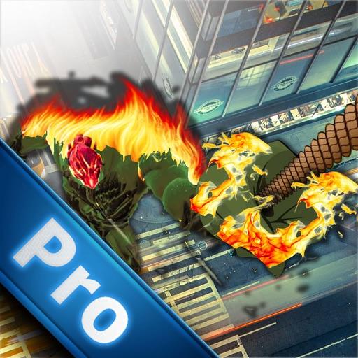 Rope Swing Avenger PRO - Fun Fly Flames Till Dawn iOS App