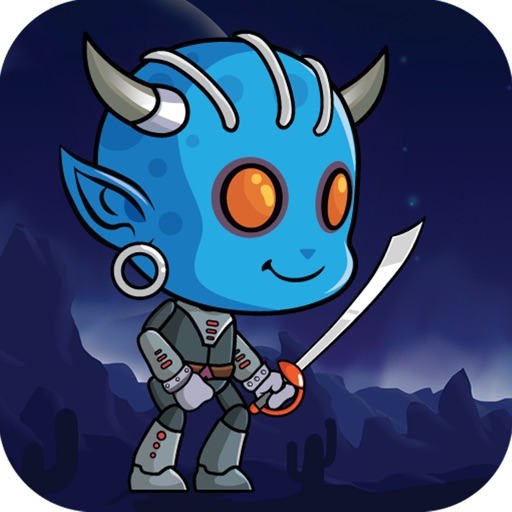 Super Alien World iOS App