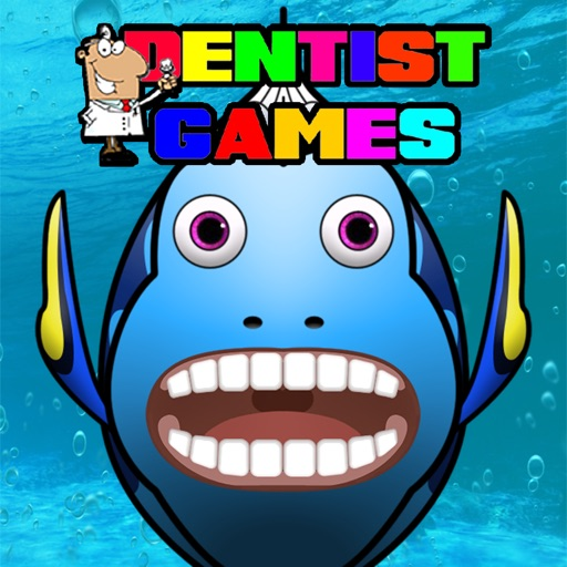 Fish Doctor Dentist For Kids Free iOS App