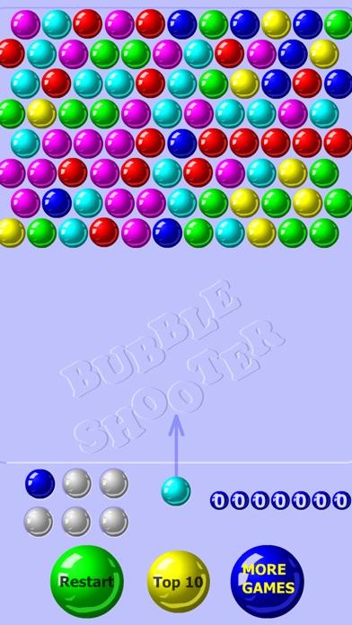 Screenshot of Bubble Shooter Classico3