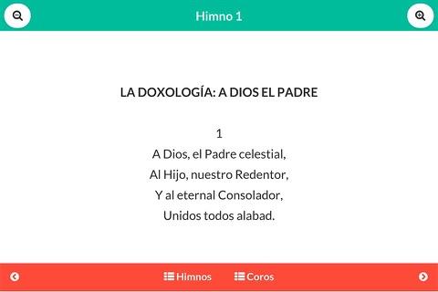 Himnos y Coros IDMJI screenshot 1