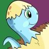 Подпрыгивание Гонки Мега Динозавр - сумасшедшая скорость игры бега аркада