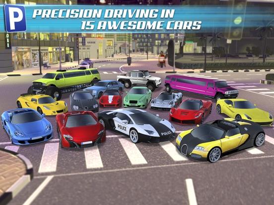 3d dubai parking simulator gratuit jeux de voiture de course dans l app store. Black Bedroom Furniture Sets. Home Design Ideas