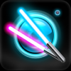 LASER SWORD PHOTO EDITOR FX + Light Glow and Laser Saber