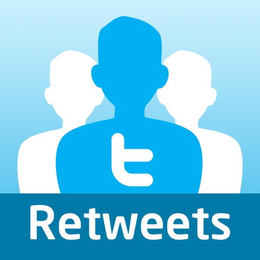 Get Retweets for Twitter - Get More Free Twitter Followers, Likes and Retweets iOS App