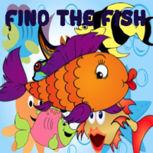 Find The Fish Game iOS App