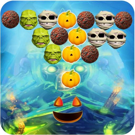Monster Bubble Shooter 2016 iOS App