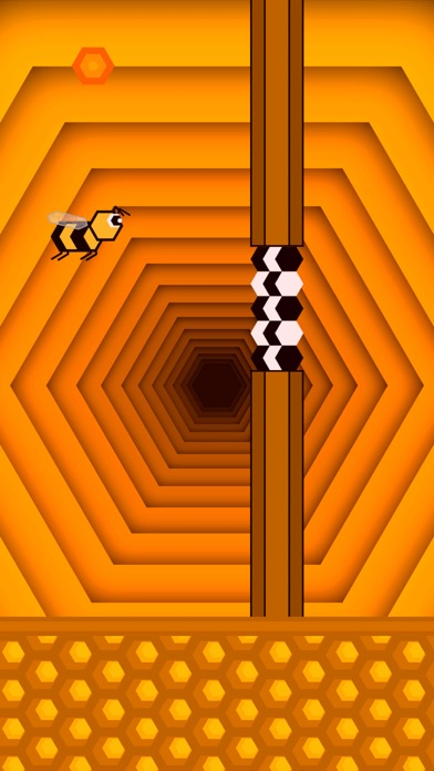 Risky Bee Screenshot