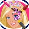 Лицо картина принцессы — Girl Games Fashion Face Живопись / Искусство одеваются Игры