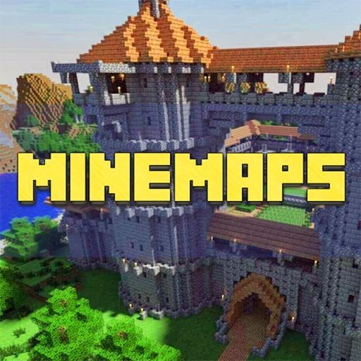 Maps for Minecraft PE - Download Best Maps for Minecraft Pocket Edition