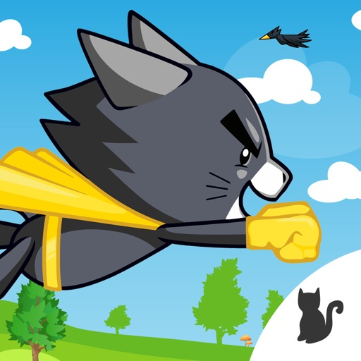 Nutty Cat iOS App