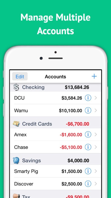 Checkbook Ledger Free  Reconcile And Balance Your Checkbook
