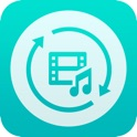 iConv: Convert Video To MP3 - The Best Videos To Audio Music Converter icon