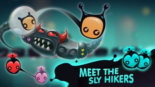 Sly Hikers Screenshot