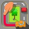 Crazy Maze - Traffic Puzzle
