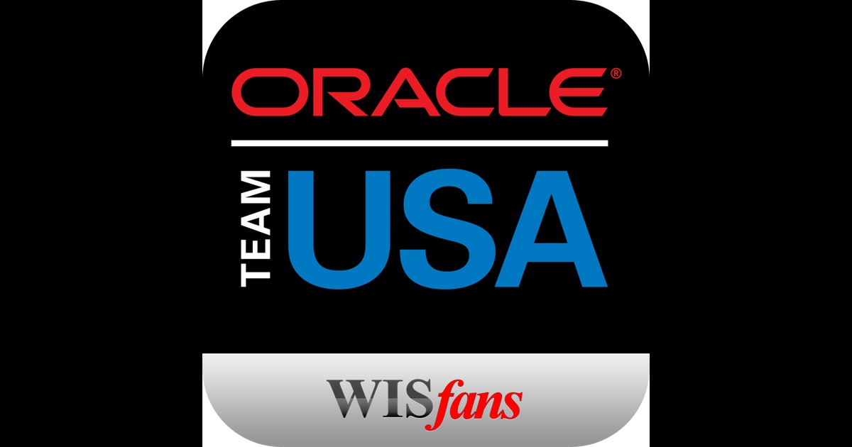 oracle team usa app on the app store. Black Bedroom Furniture Sets. Home Design Ideas