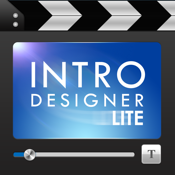 Intro Designer Lite - Create Intros for iMovie icon