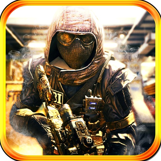 Elite Force SWAT Team Sniper Shooter Pro : Contract Killer On Crime iOS App