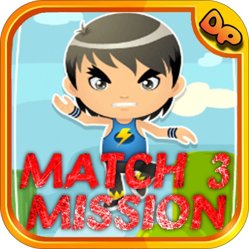 Ultimate Match 3 Mission iOS App