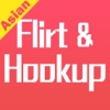 Asian Flirt & Hook Up - Private Chat, meet and dating