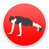 Plank - static interval trainings