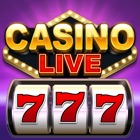 Casino Live - Play Free Slots, Video Poker & Card Games! icon