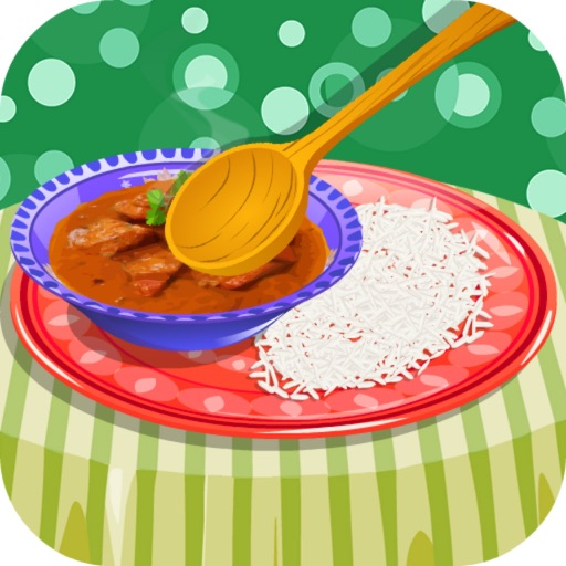 Chicken Tikka Masala——Castle Food Making/Western Recipe iOS App