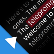 Teleprompter Premium - Speech, Script and Lyrics Mirror Prompter Pro icon