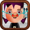 Nose Doctor Game for Kids: Invader Zim Version