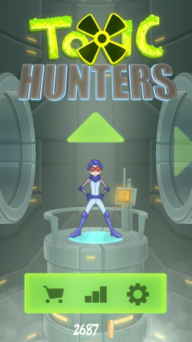 Toxic Hunters Screenshot