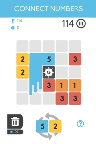 Gridsweeper screenshot 2