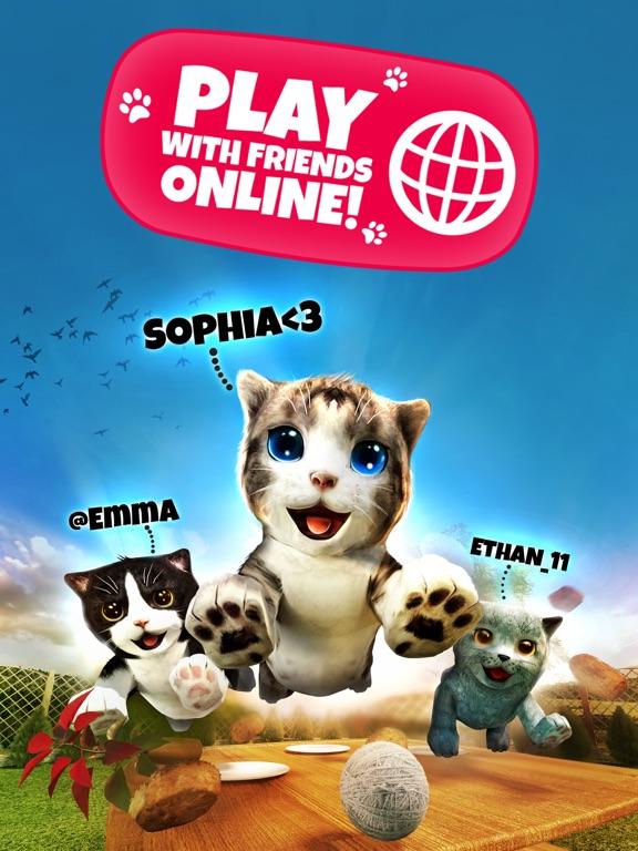 Screenshots of Cat Simulator 2015 for iPad