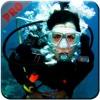 Scuba Diver Diamond Hunter Pro
