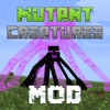 Mutant Creatures Mod for Minecraft PC Edition: McPedia Pro Gamer Community Ad-Free