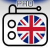 UK live radio tuner streaming (Pro version) - The best United Kindom FM radios