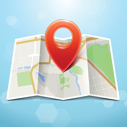 Drop A Pin Map GPS Address Elevation Finder By Patzer LLC - Height above sea level finder