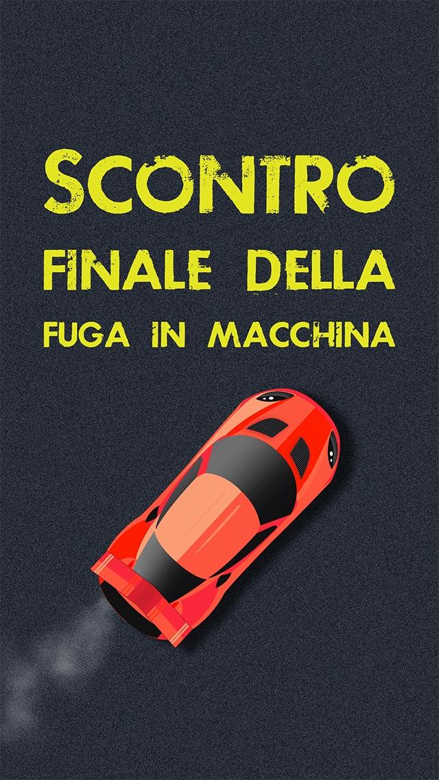 Screenshot of Ultimate Car Fuga Resa Dei Conti Pro - migliore abilità velocità Dodge gioco1