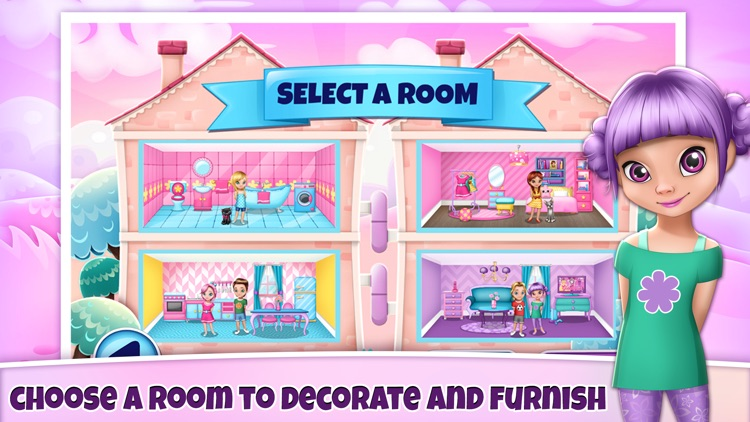 My Play Home Decoration Games Create A Virtual Dollhouse for